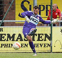 KV Kortrijk : Darren Keet <br /> foto VDB / BART VANDENBROUCKE