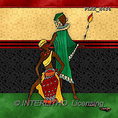 Kris, ETHNIC, paintings+++++,PLKKE436,#ethnic# Africa
