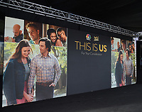 PASADENA, CA - MAY 25: General atmosphere at 20th Television & NBC's THIS IS US FYC Drive-In Screening And Panel at the Rose Bowl on May 25, 2021 in Pasadena, California. (Photo by Frank Micelotta/20th Television/PictureGroup)