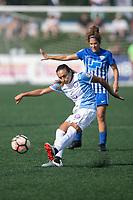 Allston, MA - Saturday August 19, 2017: Marta Vieira Da Silva during a regular season National Women's Soccer League (NWSL) match between the Boston Breakers and the Orlando Pride at Jordan Field.