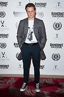 "Josh Dylan<br /> arriving for the ""Stardust"" premiere part of the Raindance Film Festival 2020, at the Mayfair Hotel, London.<br /> <br /> ©Ash Knotek  D3563 28/10/2020"