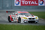 Team AAI, #90 BMW M6 GT3, driven by Lam Yu, Akira Ilda and Tom Blomqvist in action during the Free Practice 1 of the 2016-2017 Asian Le Mans Series Round 1 at Zhuhai Circuit on 29 October 2016, Zhuhai, China.  Photo by Marcio Machado / Power Sport Images