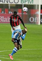 Milano 14-03-2021<br /> Stadio Giuseppe Meazza<br /> Serie A  Tim 2020/21<br /> Milan - Napoli<br /> Nella foto:  Fikayo Tomori                                    <br /> Antonio Saia