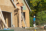 Building site, New Construction