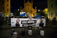 27.10.2020 - Ora Basta! Hospitality In Azione - Hospitality Industry Demo In San Lorenzo District