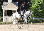 10 July 2009: Bruce Davidson Sr. riding Jam during the dressage phase of the CIC 3* Maui Jim Horse Trials at Lamplight Equestrian Center in Wayne, Illinois.