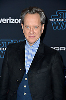 "LOS ANGELES, USA. December 17, 2019: Richard E. Grant at the world premiere of ""Star Wars: The Rise of Skywalker"" at the El Capitan Theatre.<br /> Picture: Paul Smith/Featureflash"