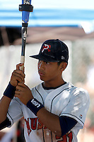 Chris Rivera (Placentia Mustangs)  playing in the USA Baseball 16 and Under West Coast Championships at Peoria, AZ and Surprise, AZ - 06/21/2009.Photo by:  Bill Mitchell/Four Seam Images