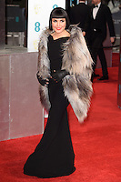 Noomi Rapace<br /> at the 2017 BAFTA Film Awards held at The Royal Albert Hall, London.<br /> <br /> <br /> ©Ash Knotek  D3225  12/02/2017