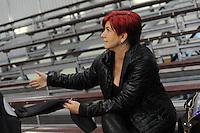 SPEEDSKATING: SALT LAKE CITY: Utah Olympic Oval, nov. 2013, Essent ISU World Cup, training, Shani Davis, ©foto Martin de Jong