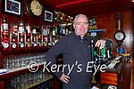 John C O'Shea in Jack C's bar Killarney