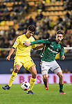 Rodrigo Hernández Cascante of Villarreal CF in action during their Copa del Rey 2016-17 match between Villarreal CF and CD Toledo at the Estadio El Madrigal on 20 December 2016 in Villarreal, Spain. Photo by Maria Jose Segovia Carmona / Power Sport Images