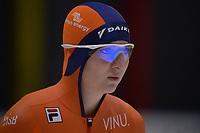 SPEEDSKATING: 24-11-2019 Tomaszów Mazowiecki (POL), ISU World Cup Arena Lodowa, 1500m Ladies Division A, Melissa Wijfje (NED), ©photo Martin de Jong