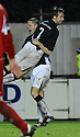 10/01/2009  Copyright Pic: James Stewart.File Name : sct_jspa24_falkirk_v_qots.GRAHAM BARRETT CELEBRATES AFTER HE SCORES FALKIRK'S FOURTH.James Stewart Photo Agency 19 Carronlea Drive, Falkirk. FK2 8DN      Vat Reg No. 607 6932 25.Studio      : +44 (0)1324 611191 .Mobile      : +44 (0)7721 416997.E-mail  :  jim@jspa.co.uk.If you require further information then contact Jim Stewart on any of the numbers above.........
