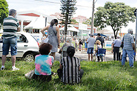 Campinas (SP), 03/03/2021 - Vacina Covid-19 - A Prefeitura de Campinas (SP) confirmou que suspendeu temporariamente os agendamentos para vacinação em idosos e aguarda a chegada de novas doses para reabrir o cadastro novamente. Nesta quarta-feira (3) a cidade começou a vacinar contra a covid-19 idosos entre 77 e 79 anos. Movimentação de idosos na Casa da Criança Paralitica.