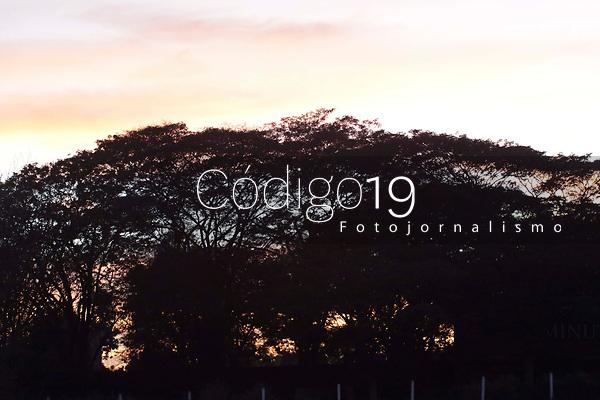 Campinas (SP), 30/06/2021 - Clima - Amanhecer nesta quarta-feira (30), na cidade de Campinas, SP.