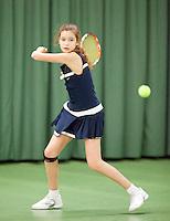 15-3-09, Rotterdam, Nationale Overdekte Jeugdkampioenschappen 12 en 18 jaar,