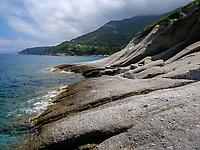 Capo Sant'Andrea, Elba, Region Toskana, Provinz Livorno, Italien, Europa<br /> Region Tuscany, Province Livorno, Italy, Europe