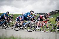 Matthew Holmes (GBR/Lotto Soudal)<br /> <br /> 73rd Critérium du Dauphiné 2021 (2.UWT)<br /> Stage 8 (Final) from La Léchère-Les-Bains to Les Gets (147km)<br /> <br /> ©kramon