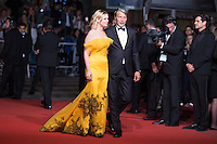 Mads Mikkelsen, Kirsten Dunst - CANNES 2106 - MONTEE DU FILM 'THE NEON DEMON'