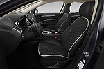 Front seat view of 2019 Ford Mondeo Vignale 4 Door Sedan Front Seat  car photos