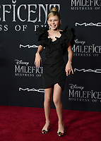 """LOS ANGELES, USA. September 30, 2019: Ruby Rose Turner at the world premiere of """"Maleficent: Mistress of Evil"""" at the El Capitan Theatre.<br /> Picture: Jessica Sherman/Featureflash"""