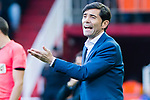 Coach Marcelino Garcia Toral of Valencia CF gestures during the La Liga 2017-18 match between Valencia CF and Villarreal CF at Estadio de Mestalla on 23 December 2017 in Valencia, Spain. Photo by Maria Jose Segovia Carmona / Power Sport Images