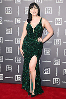 Daisy Lowe<br /> arrives for the Dazn x Matchroom VIP Launch Event at the German Gymnasium Kings Cross, London<br /> <br /> ©Ash Knotek  D3569  27/07/2021