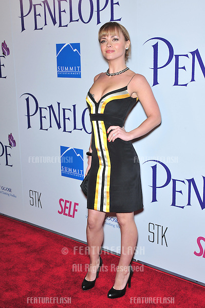 """Christina Ricci at the Los Angeles premiere of her new movie """"Penelope"""" at the Directors Guild Theatre, West Hollywood..February 20, 2008  Los Angeles, CA.Picture: Paul Smith / Featureflash"""
