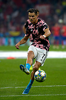 MADRID-ESPAÑA, 18-09-2019: Cristiano Ronaldo de Juventus durante partido de la fase de grupos por la Liga de Campeones de la UEFA, entre Atlético de Madrid y Juventus en el estadio Wanda Metropolitano de la ciudad de Madrid, España. / Cristiano Ronaldo of Juventus during a match between Atletico de Madrid and Juventus of the group stage match for the UEFA Champions League in the Wanda Metropolitano stadium in Madrid, Spain Photo: ChakanaNews / Patricio Realpe / VizzorImage.