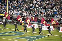 SAN FRANCISCO, CA--Boston College Eagles at the inaugural Kraft Fight Hunger Bowl at AT&T Park in San Francisco, CA.