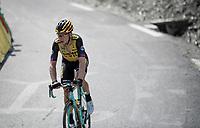 Tony Martin (DEU/Jumbo-Visma) up the Tourmalet (HC/2115m/19km @7.4%)<br /> <br /> Stage 14: Tarbes to Tourmalet(117km)<br /> 106th Tour de France 2019 (2.UWT)<br /> <br /> ©kramon
