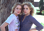 Cherie & Marie Currie 1980..© Chris Walter..