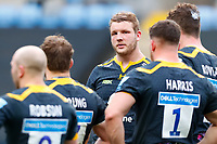 27th March 2021; Ricoh Arena, Coventry, West Midlands, England; English Premiership Rugby, Wasps versus Sale Sharks; Joe Launchbury of Wasps during a break in play