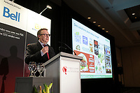 Marc Poulin, President & CEO of Sobeys Inc. deliver a speech to the Canadian Club of Montreal,<br /> Monday, January 18, 2016<br /> <br /> Photo : Pierre Roussel - Agence Quebec Presse<br /> <br /> <br /> <br /> <br /> <br /> <br /> <br /> <br /> <br /> <br /> <br /> .