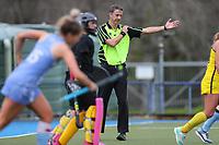 Wairarapa College v Villa Maria. Federation Cup Hockey, Lloyd Elsmore Park, Auckland, New Zealand, Tuesday 3 September 2019. Photo: Simon Watts/www.bwmedia.co.nz/HockeyNZ