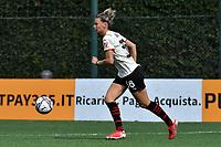 11th September 2021;  Mirko Fersini Stadium, Rome, Italy ; Serie A Womens championship football, Lazio versus Milan ; Laura Agard of Milan