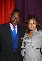 Tamara Tunie & Gregory Generet seperate Feb 2015