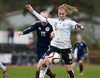 2015.04.04 WU19 Germany - Scotland