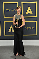 LOS ANGELES, USA. February 09, 2020: Hildur Gudnadottir at the 92nd Academy Awards at the Dolby Theatre.<br /> Picture: Paul Smith/Featureflash