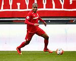 Nederland, Enschede, 18 oktober 2015<br /> Seizoen 2015-2016<br /> Eredivisie<br /> FC Twente-N.E.C. <br /> Chinedu Ede van FC Twente