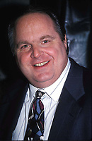 **FILE PHOTO** Rush Limbaugh Has Passed Away.<br /> <br /> Rush Limbaugh 1992 <br /> CAP/MPI/HM<br /> ©HM/MPI/Capital Pictures