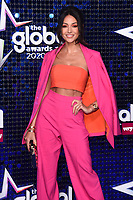 Michelle Keegan<br /> arriving for the Global Awards 2020 at the Eventim Apollo Hammersmith, London.<br /> <br /> ©Ash Knotek  D3559 05/03/2020