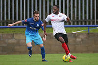 Ayotimiwa Bolarinwa of Lewes during Wingate & Finchley vs Lewes, Pitching In Isthmian League Premier Division Football at the Maurice Rebak Stadium on 3rd October 2020