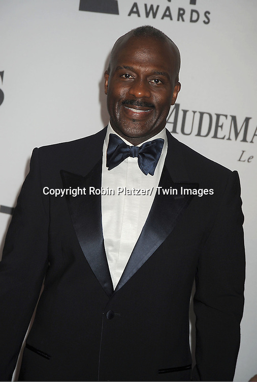 BeBe Winans attends th 66th Annual Tony Awards on June 10, 2012 at The Beacon Theatre in New York City.