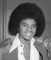 Michael Jackson at Studio 54 1978<br /> Photo by Adam Scull-PHOTOlink.net