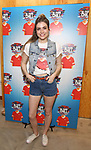 Katlyn Carlson attends the Meet & Greet for 'Be More Chill' at The Pershing Square Signature Center on June 8, 2018 in New York City.