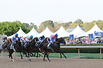 April 12, 2014: Arkansas Derby (Grade I) at Oaklawn Park in Hot Springs, AR. Zoie Clift/ESW/CSM