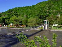 Rafting-Station am Fluss Mtkavari - Kura bei Akhaldaba, Samzche-Dschawacheti, Georgien, Europa<br /> Rafting-Station at river Mtkwari-Kura near Akhaldaba, Samzche-Dschawacheti,  Georgia, Europe