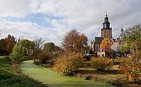Nederland  Zutphen-  2020.   Sint Walburgiskerk in Zutphen.   Foto : ANP/ HH / Berlinda van Dam